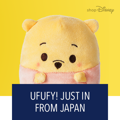 UFUFY! JUST IN FROM JAPAN