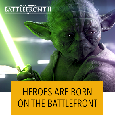 Hero Stream - Star Wars - Battlefront II