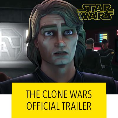 Star Wars - Clone Wars Official Trailer