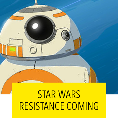 EVERYTHING WE KNOW ABOUT STAR WARS RESISTANCE, A NEW ANIMATED SERIES COMING TO DISNEY CHANNEL