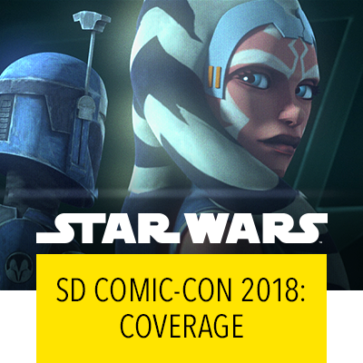 Hero Stream - Comic-Con 2018 - Star Wars Coverage