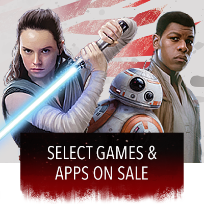 Star Wars App Sale
