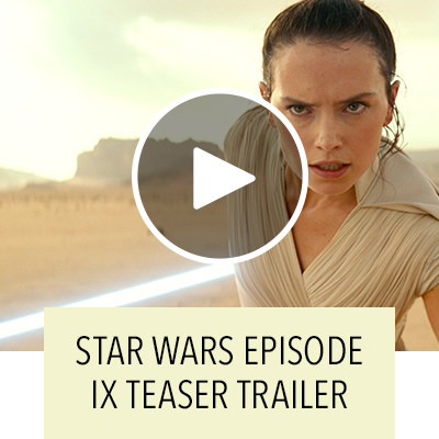 Star Wars: Episode IX Teaser Trailer