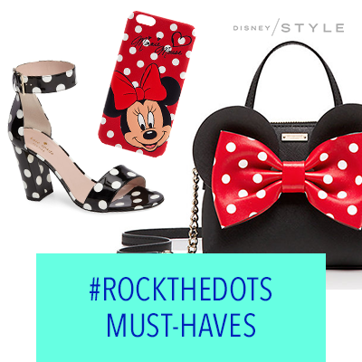 #ROCKTHEDOTS MUST-HAVES