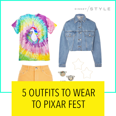 5 OUTFITS FOR DISNEY PIXAR FANS TO WEAR TO PIXAR FEST RIGHT NOW