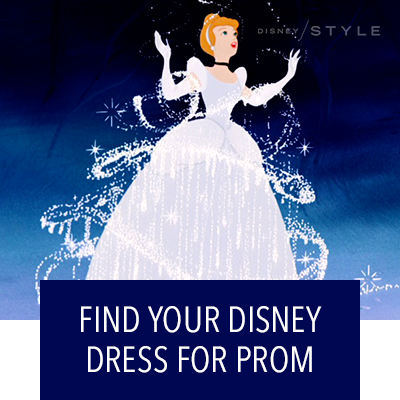 Find Your Disney Dress for Prom