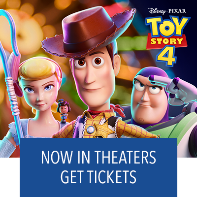 Toy Story 4 Now In Theaters. Get Tickets