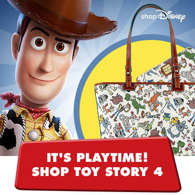 It's Playtime! Shop Toy Story 4
