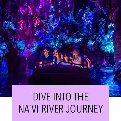 DIVE INTO THE NA'VI RIVER JOURNEY