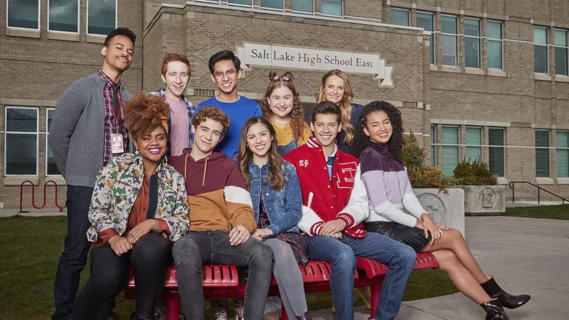 Conheça High School Musical: A Série: O Musical