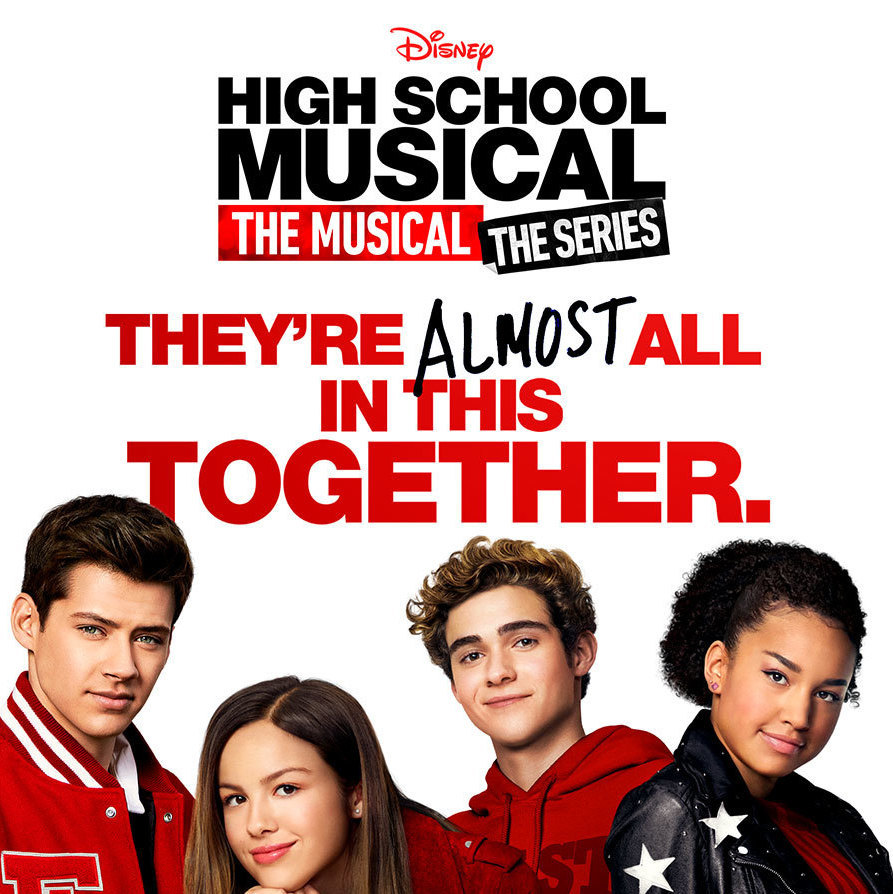 "Watch the New ""High School Musical: The Musical: The Series"" Trailer From D23 Expo"