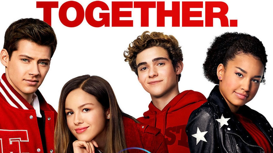 """Watch the New """"High School Musical: The Musical: The Series"""" Trailer From D23 Expo"""