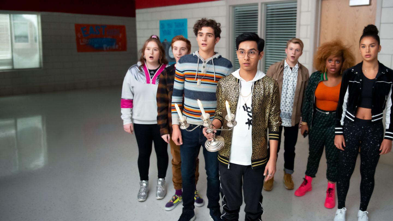 Elenco de High School Musical: A Série: O Musical