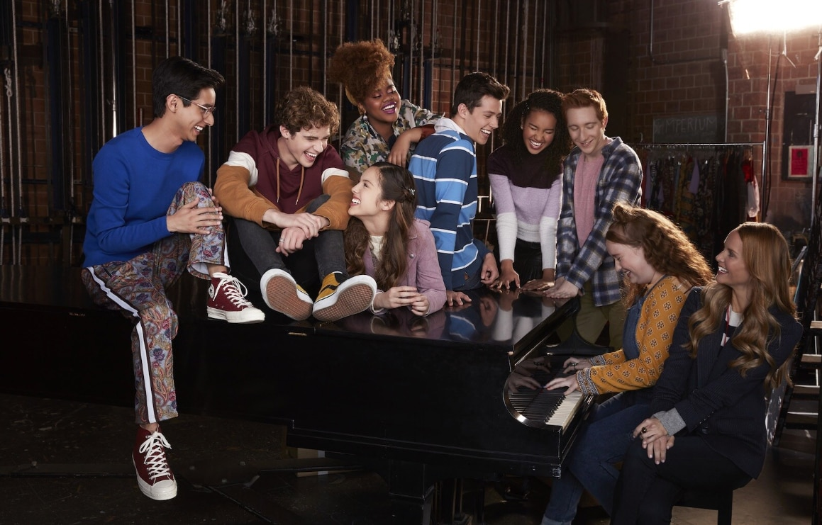 High School Musical: The Musical: The Series, Cast