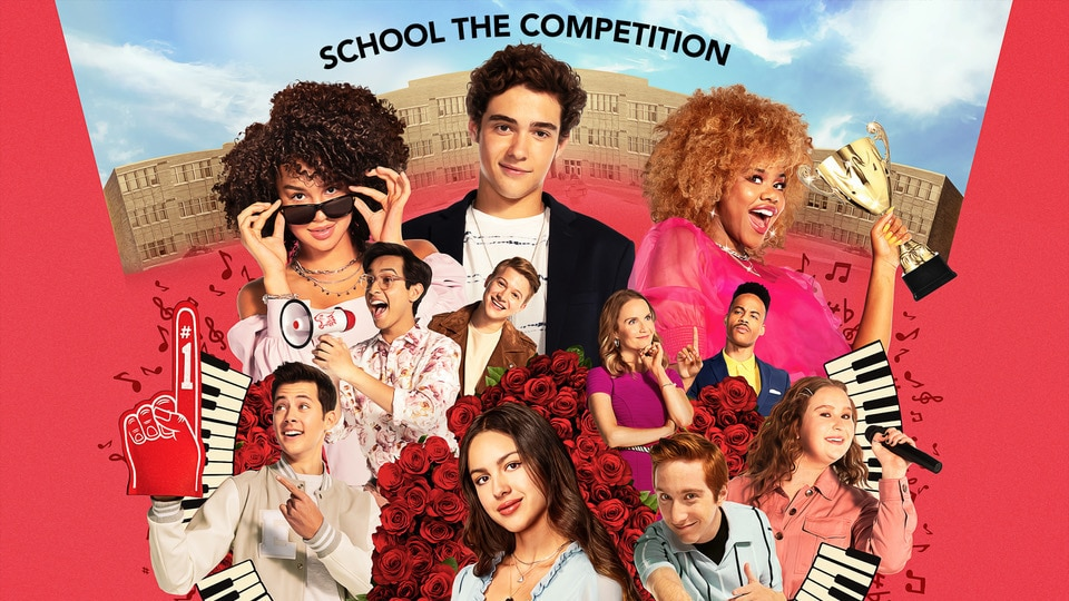 High School Musical: The Musical: The Series - Season 2 Key Art (Square)