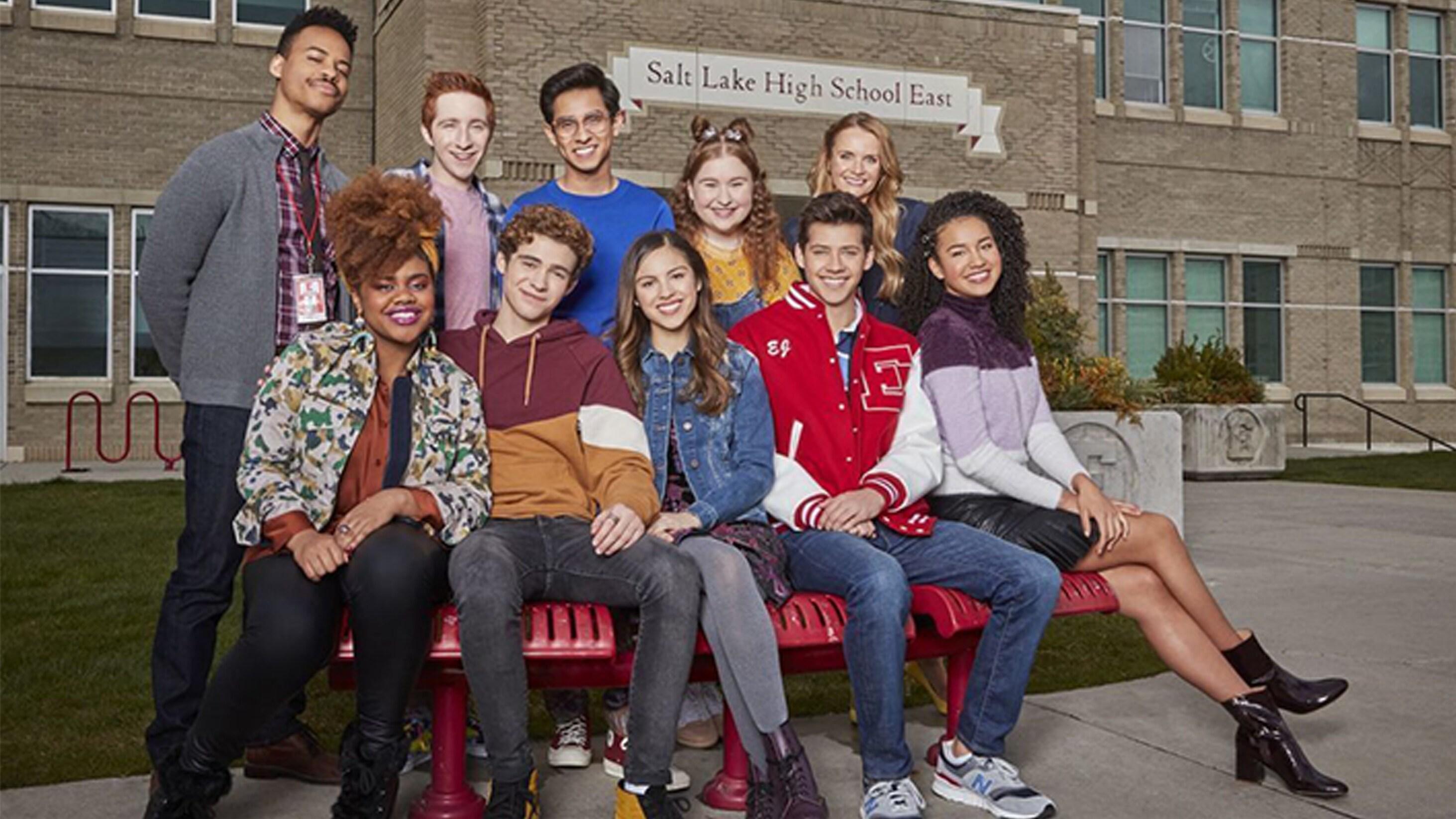 High School Musical: El Musical: La serie llega a Disney+