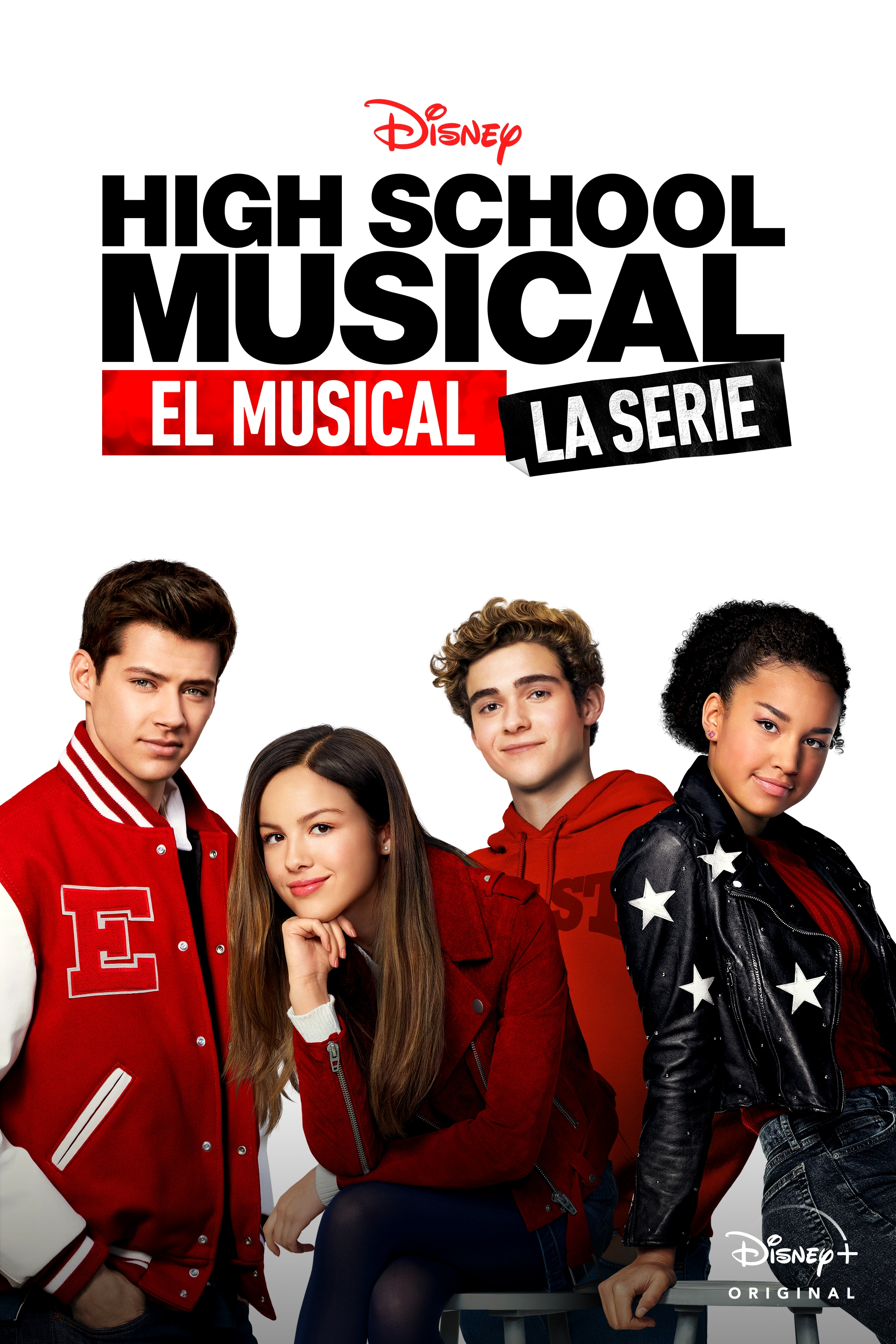 High School Musical: The Musical: The Series | Disponible en Disney+