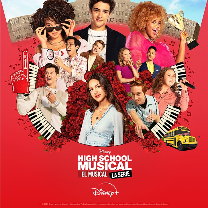 High School Musical El Musical La Serie 2