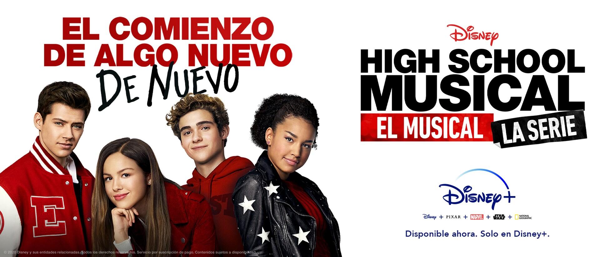 High School Musical: El musical: La serie | Disponible en Disney+ a partir del 17 de noviembre Draft