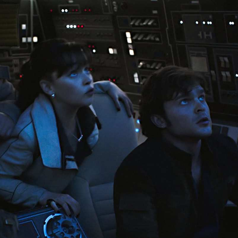 Watch the Brand-New Teaser for Solo: A Star Wars Story