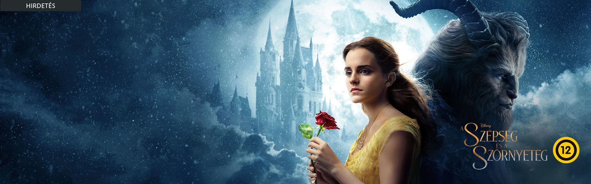 Beauty and The Beast 2017 - Digital Download - Hero