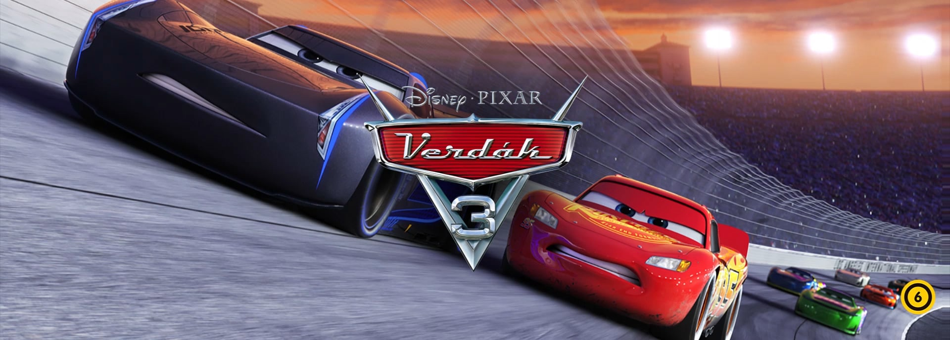 HU - Cars 3 Flex Hero - Animated