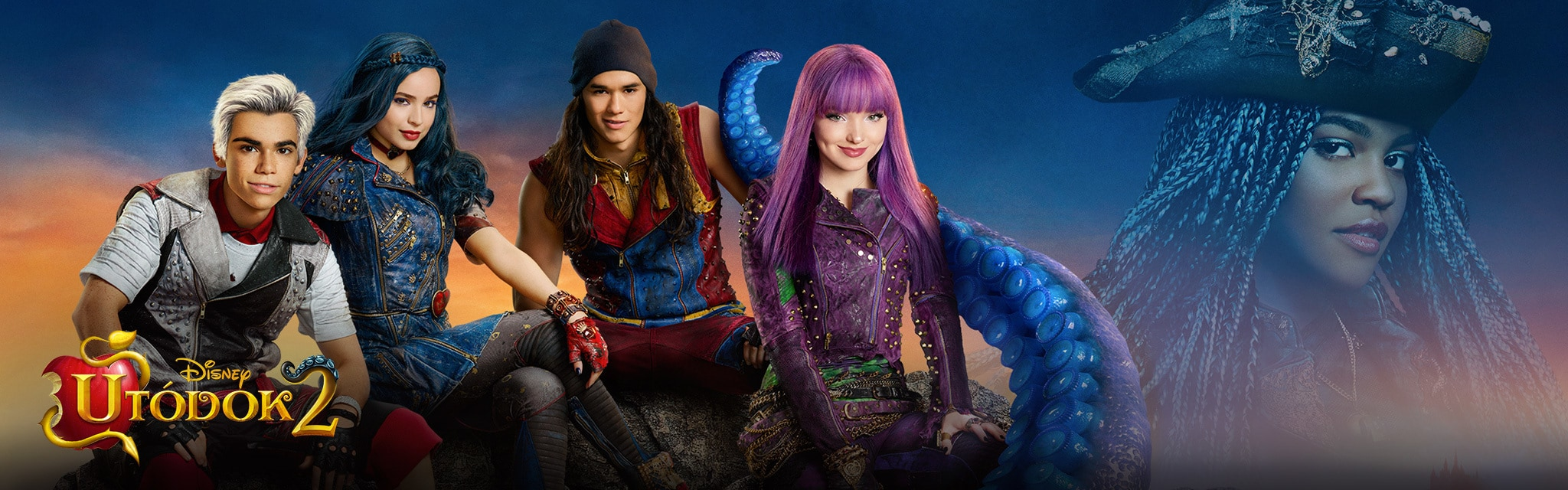FW Hero - Descendants 2