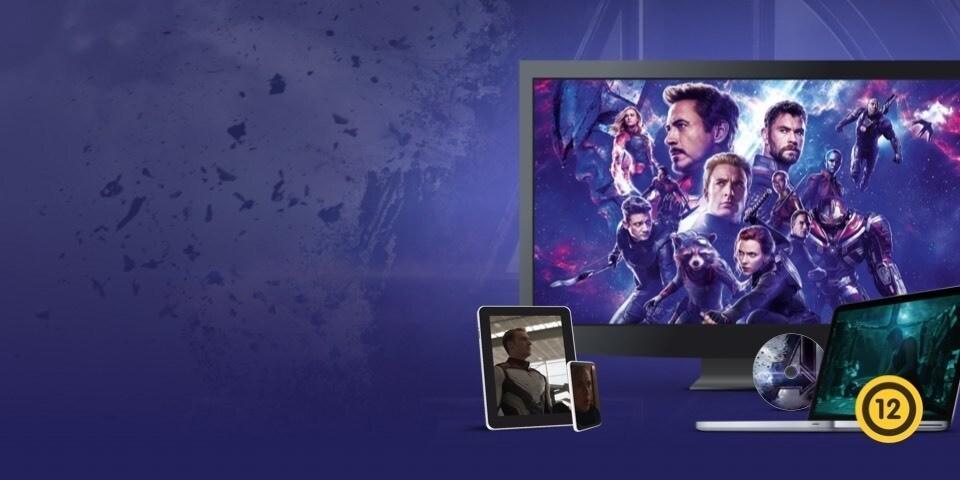Bosszúállók: Végjáték | Kapható DVD-n és digitális formátumban