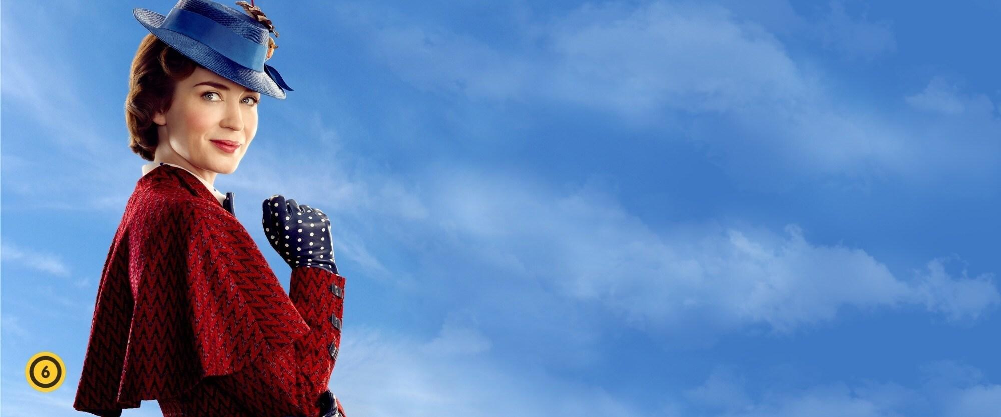 Mary Poppins visszatér | Trailer