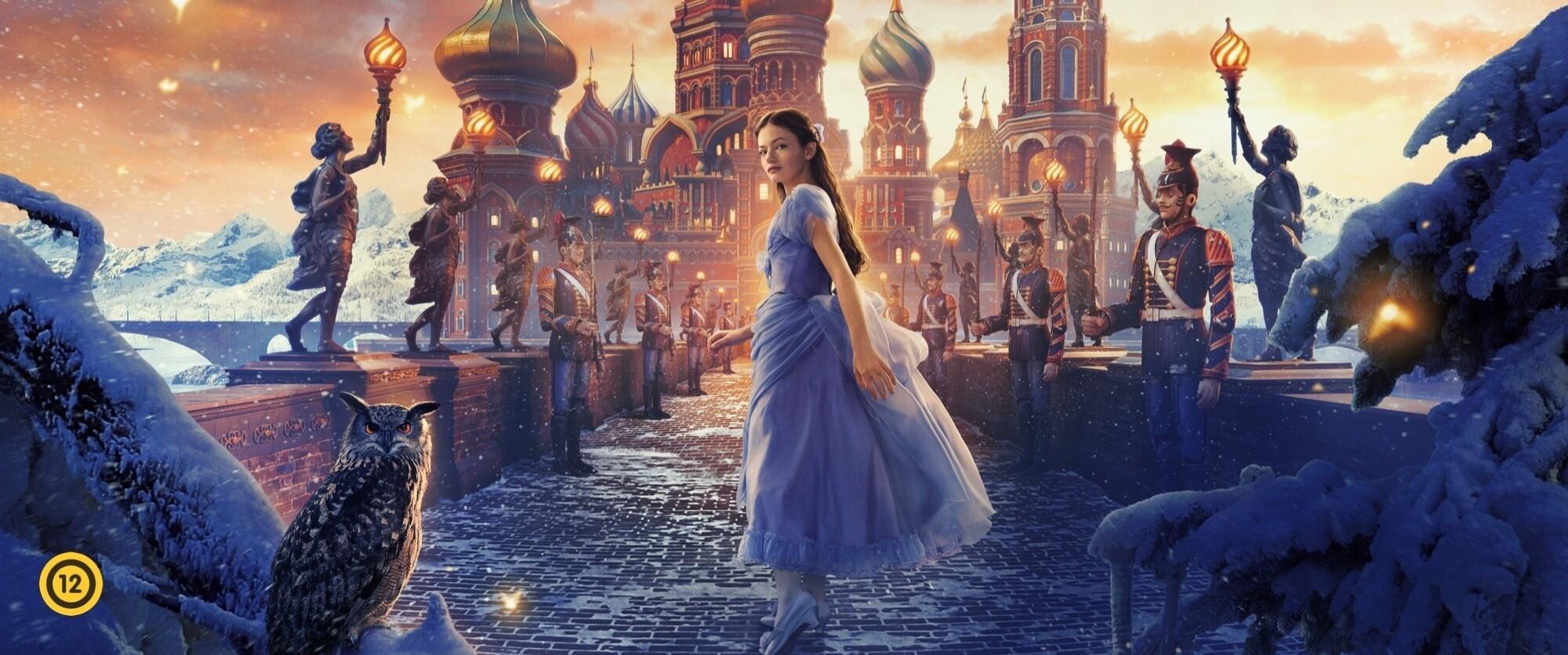A diótörő és a négy birodalom | November 22-től a mozikban