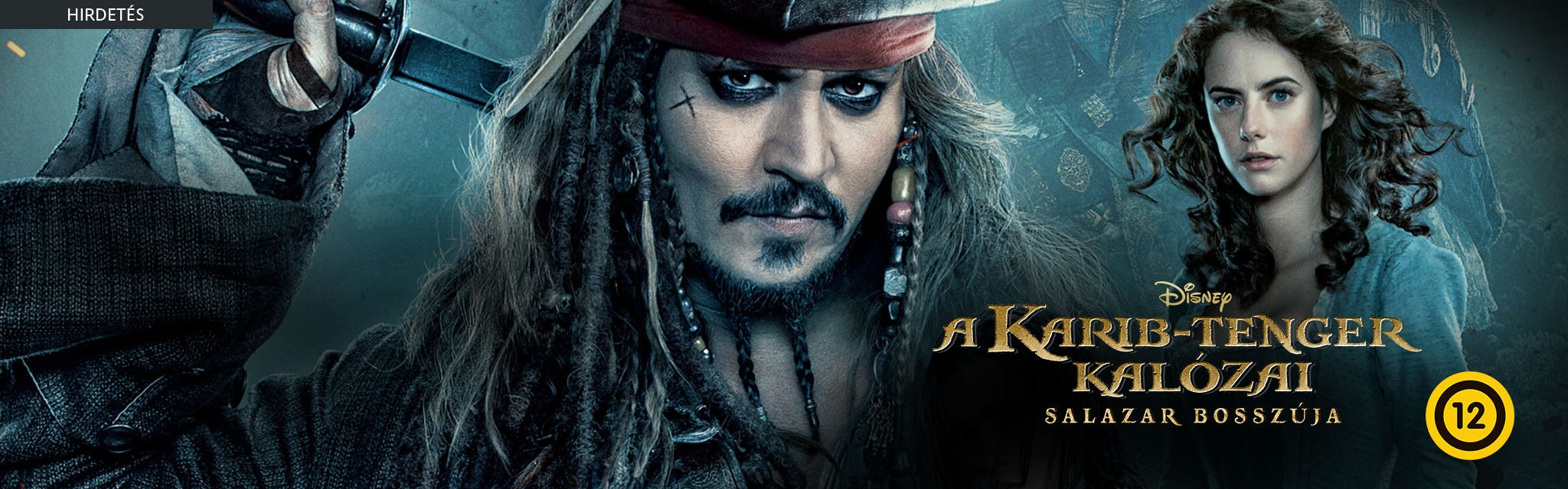 Pirates of the Caribbean 5 - Digital Download - FW Hero