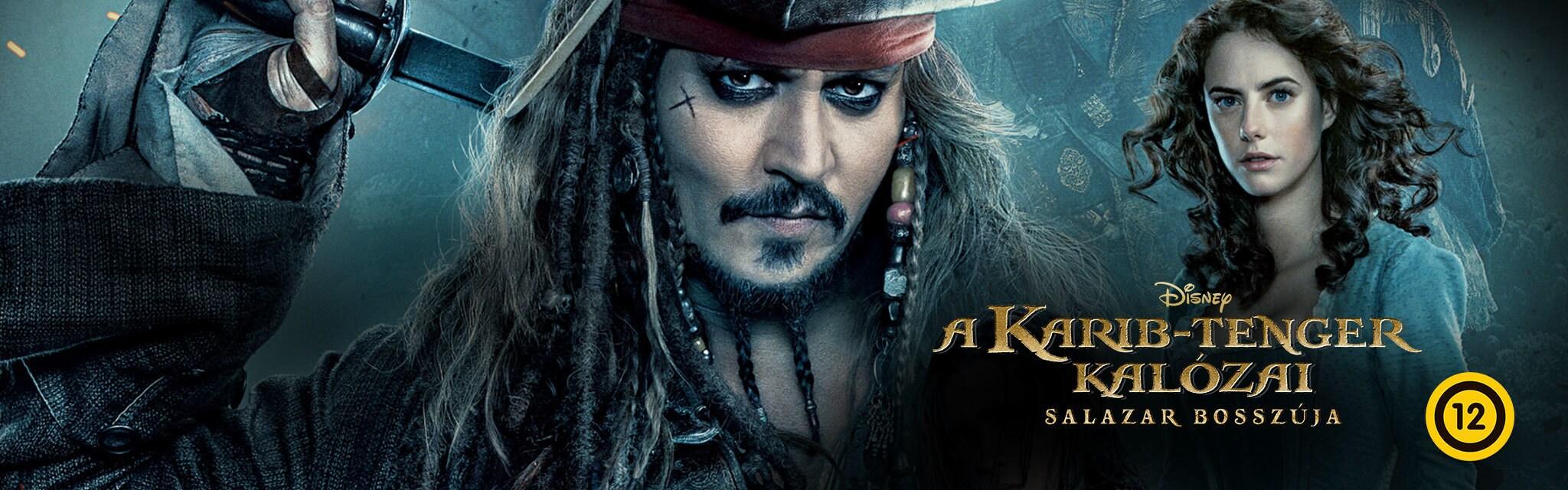 FW Hero - Pirates of the Caribbean 5 - In Cinemas