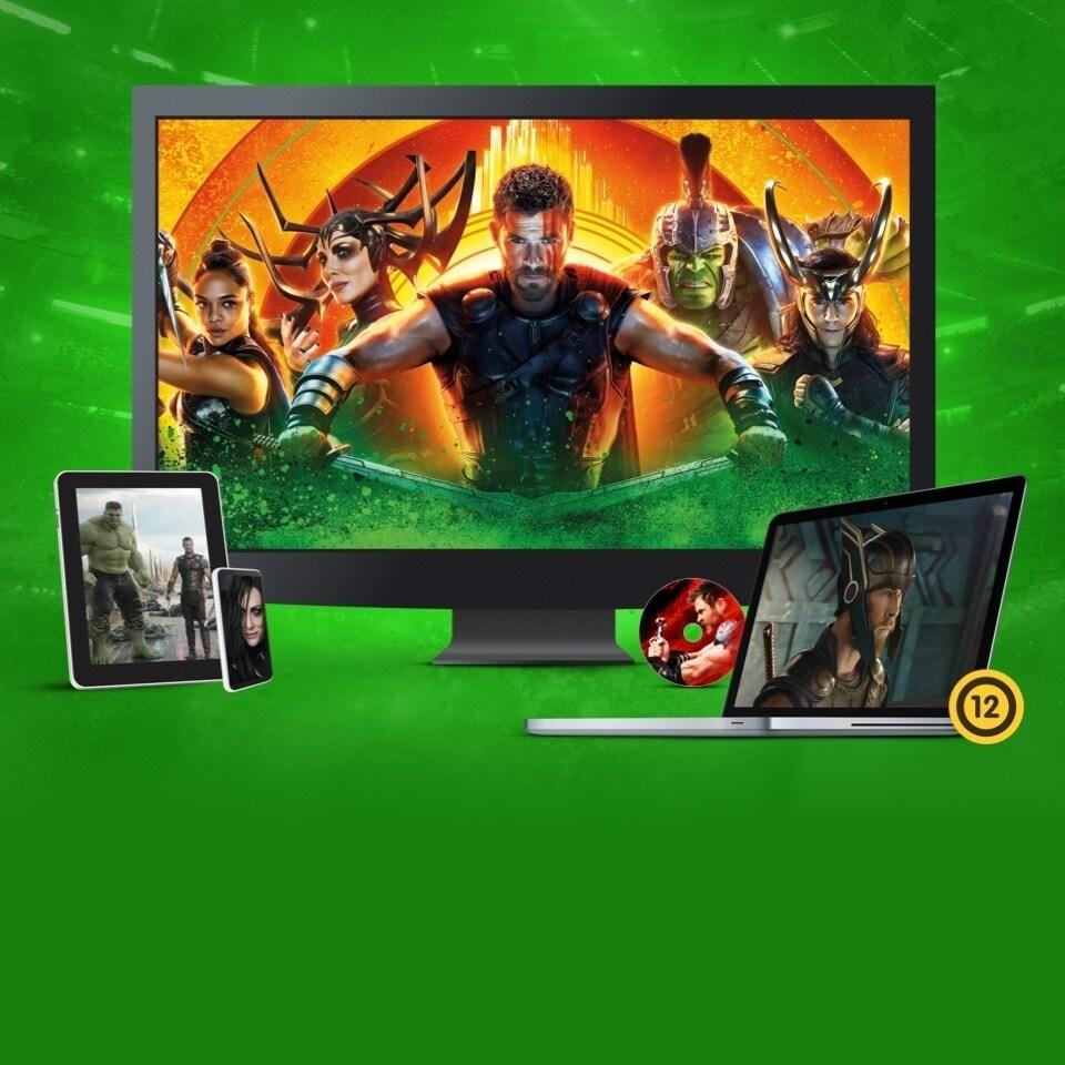 Thor Ragnarok | Kapható DVD-n és digitális formátumban