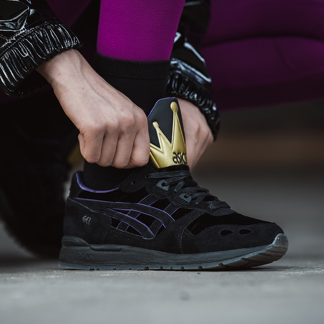 Introducing the ASICS Snow White and the Seven Dwarfs Collection ...