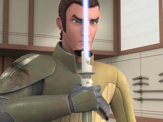 "Star Wars Rebels: ""Return to the Jedi Temple"""