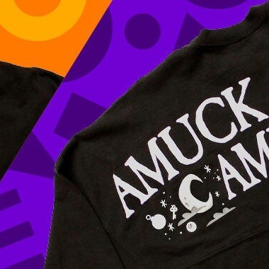 There's a Hocus Pocus Spirit Jersey at Mickey's Not-So Scary Halloween Party and We Are Not Calm