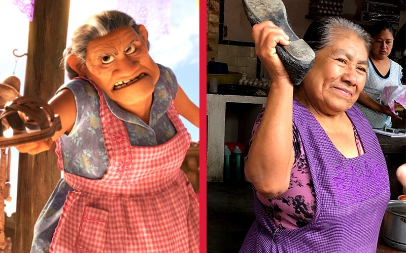 abuelita and the woman who inspired her