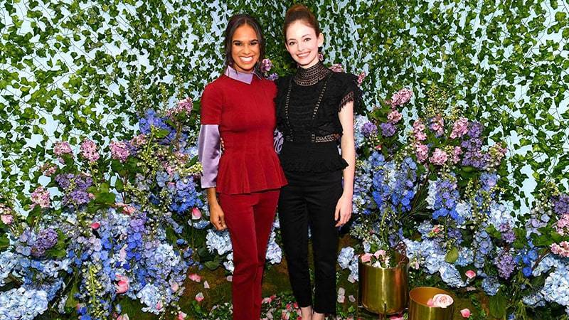 Mackenzie Foy and Misty Copeland Were So Adorable at The Nutcracker and the Four Realms Pop-Up Event in New York City