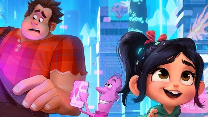 Behind the Scenes of Ralph Breaks the Internet with Rich Moore, Phil Johnston, and Clark Spencer