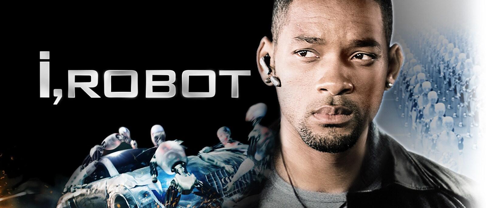 I, Robot Hero