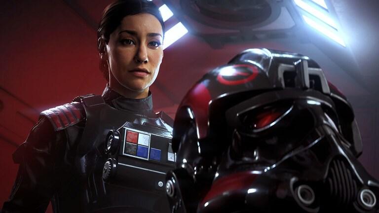 Battlefront II protagonist Iden Versio