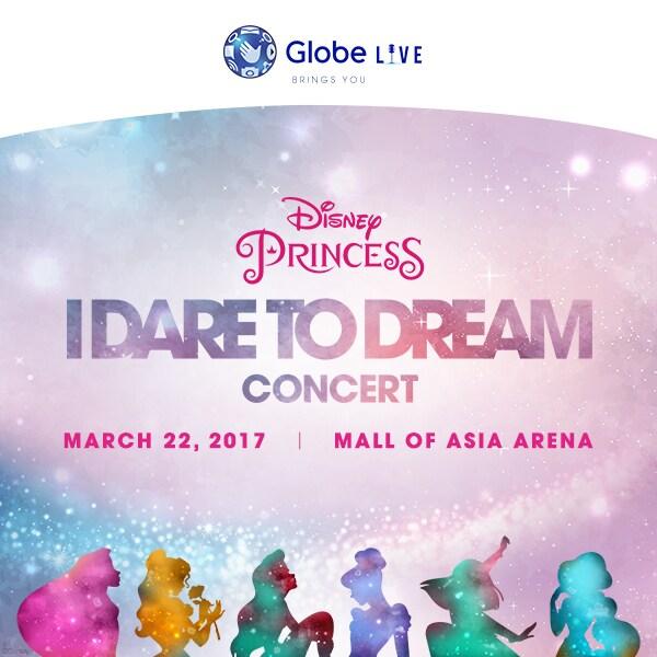 Dream Big Princess: I Dare to Dream Concert