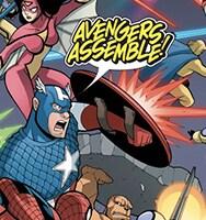 Read Avengers Comics