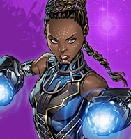 Get to know Shuri