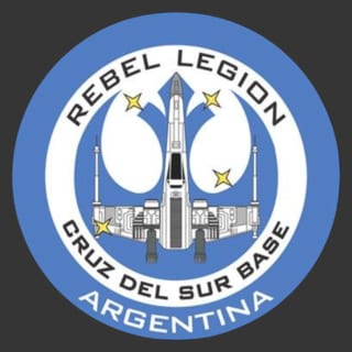 REBEL LEGION - Cruz del Sur Base - Argentina