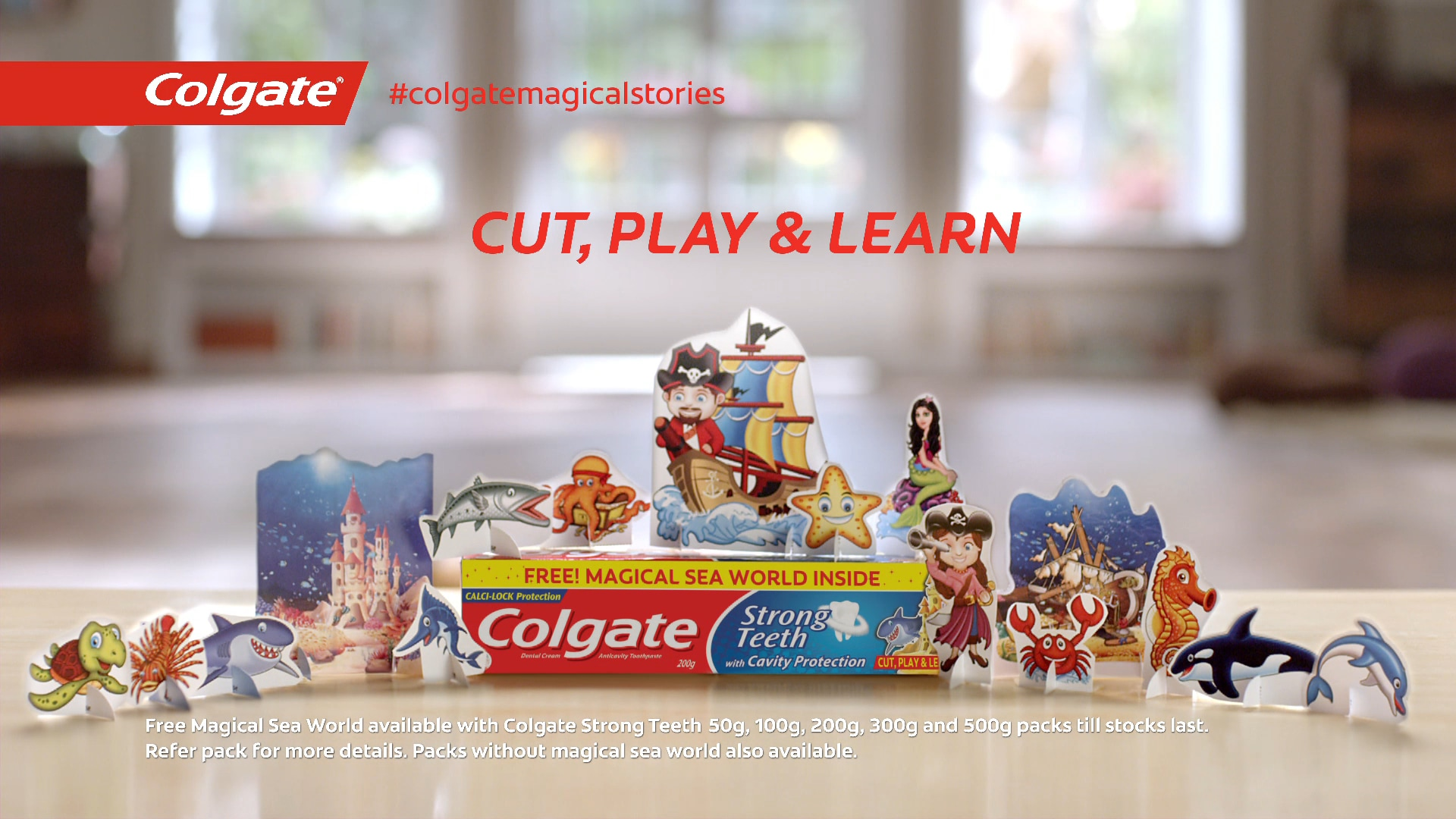 Finding Dory x Colgate IN