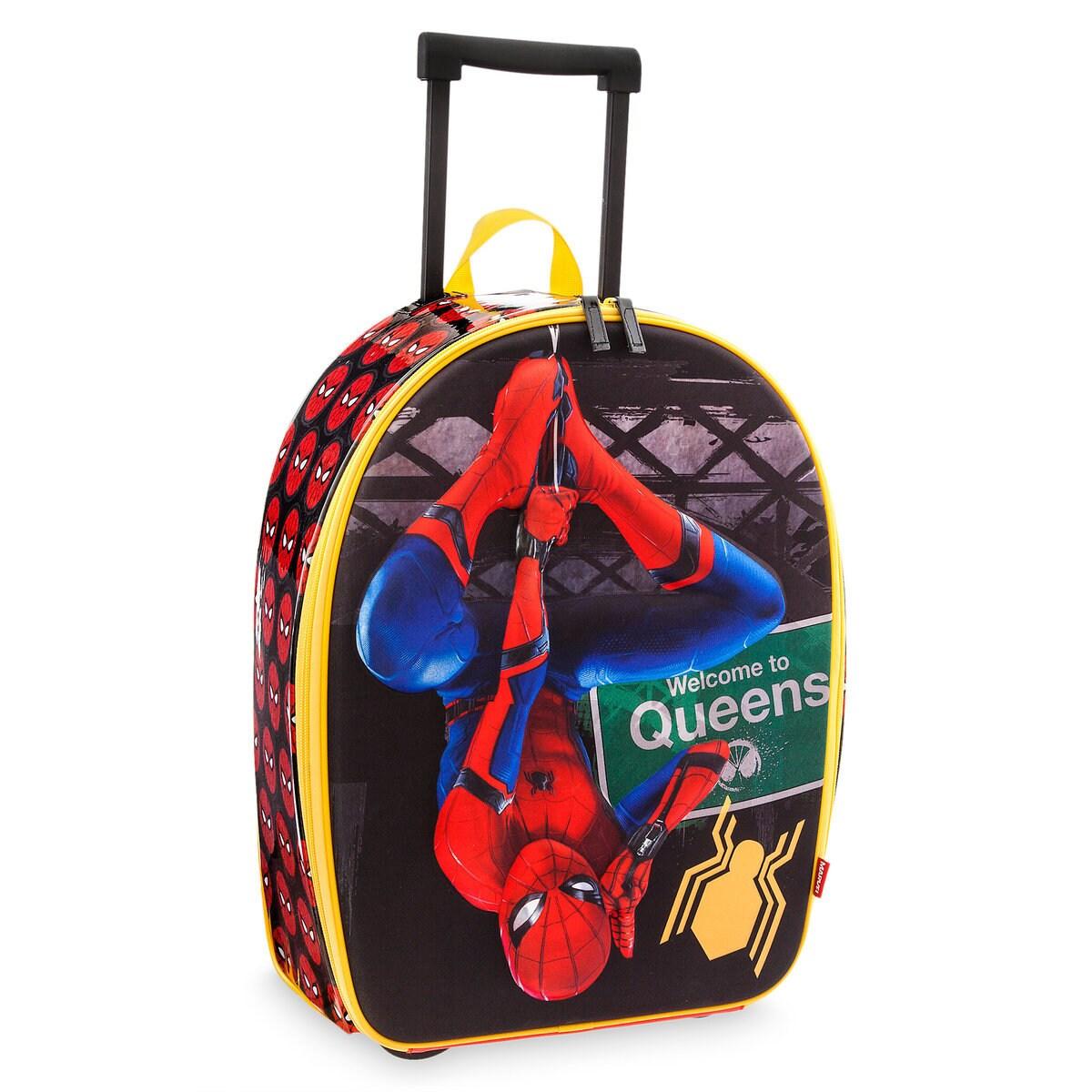 Spider-Man Rolling Luggage | shopDisney