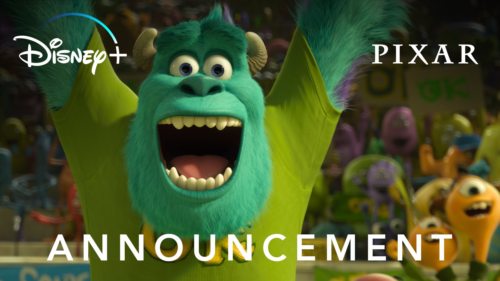 All Your Old & New Pixar Favorites, Coming To Disney+ | Streaming Now