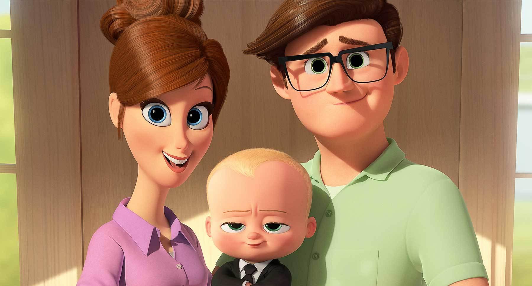 The Boss Baby 20th Century Studios Family