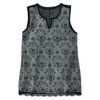 Image of The Haunted Mansion Tank Top for Women by Disney Boutique # 1